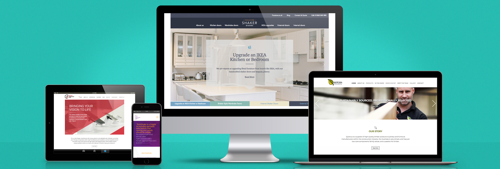 Why you need a professionally branded website