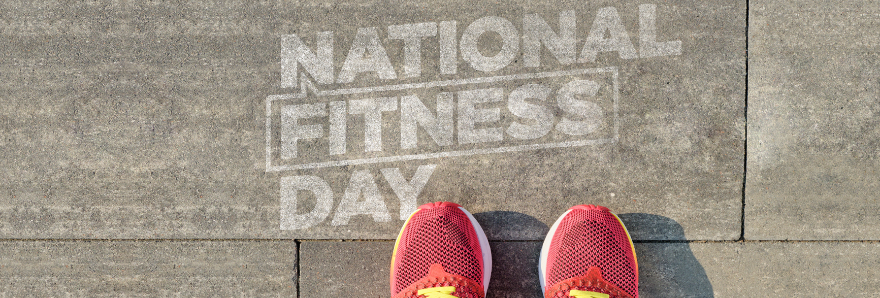 Get ready for National Fitness Day!