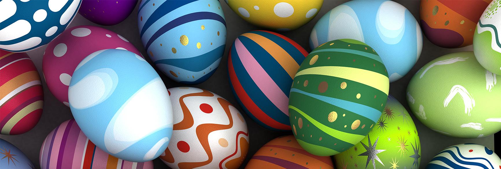The religious marketing secret behind Easter eggs